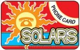 Solaris phone card